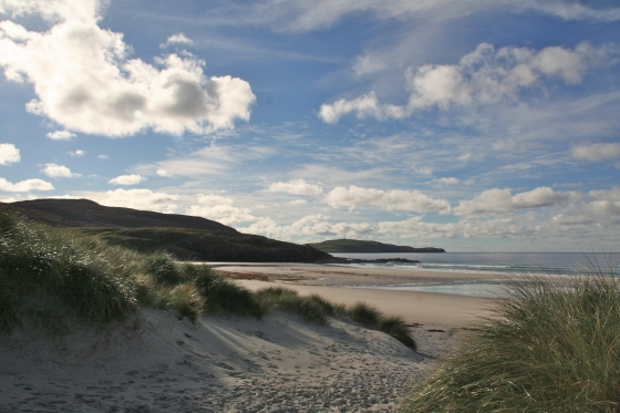 Traigh Eais, near Airfield