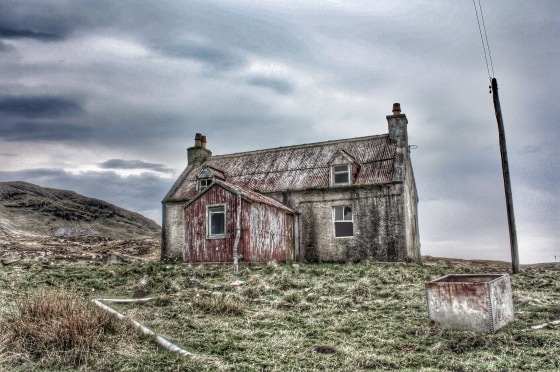 Land of stories... Eriskay