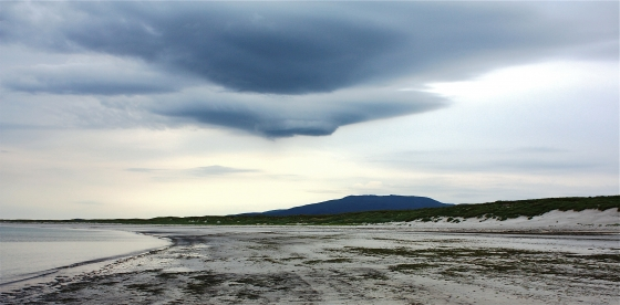 Askernish Beach… Alien invasion Photo of DaliMach by Jef Martin