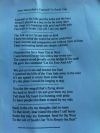 a poem written by my uncle John, who grew up in lochcarnan